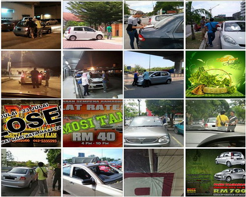 Car Rental Alor Setar Airport Customer Gallery2