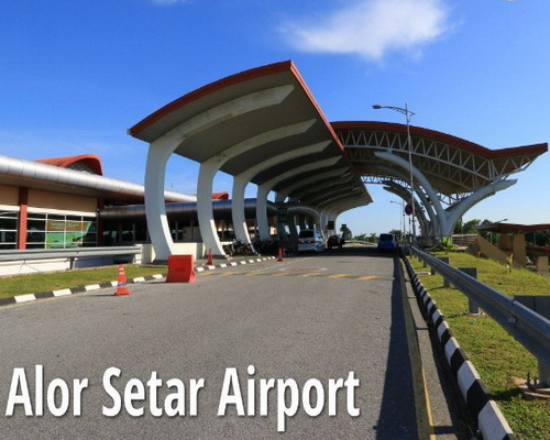 Car Rental Alor Setar Airport