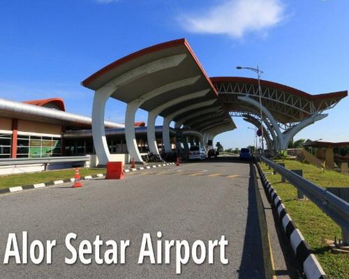Car Rental Alor Setar Airport